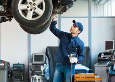 Tyre Balancing